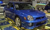 2001 Subaru Impreza image.