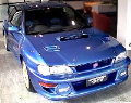1998 Subaru Impreza 22B STi image.
