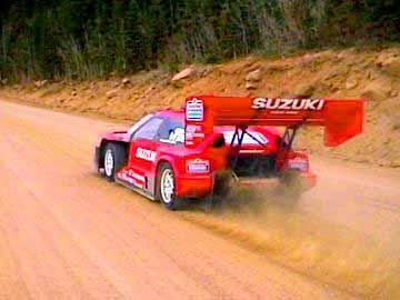 1996 Suzuki Escudo Pikes Peak Version History Pictures