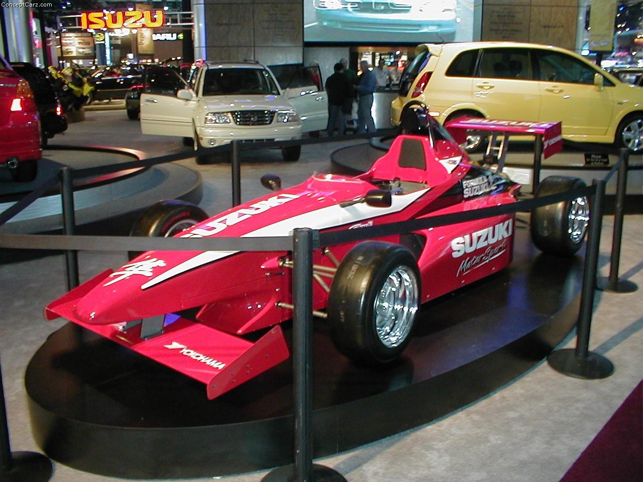 2002 Suzuki Formula Hayabusa thumbnail image