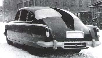 1956 Tatra T603 pictures and wallpaper