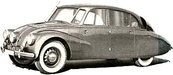 1936 Tatra T87