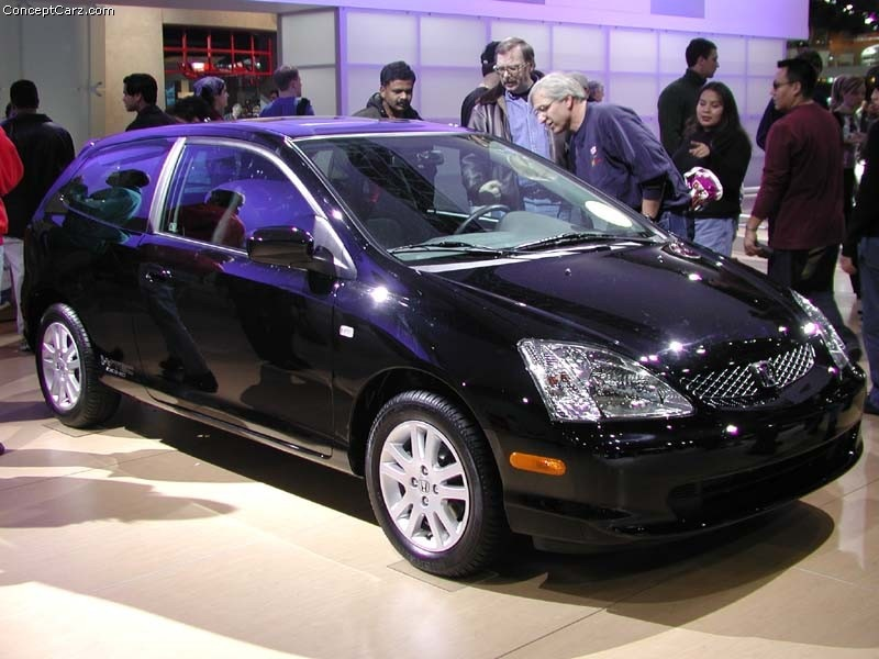2002 Honda Civic Hatchback