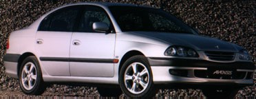 1997 Toyota Avensis 1.8 pictures and wallpaper
