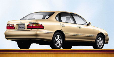 1999 Toyota Avalon pictures and wallpaper