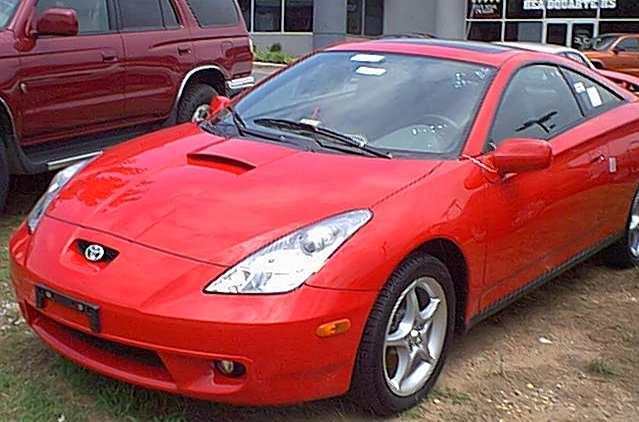 2000 Toyota Celica GT S