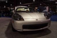 2002 Toyota MR2 image.