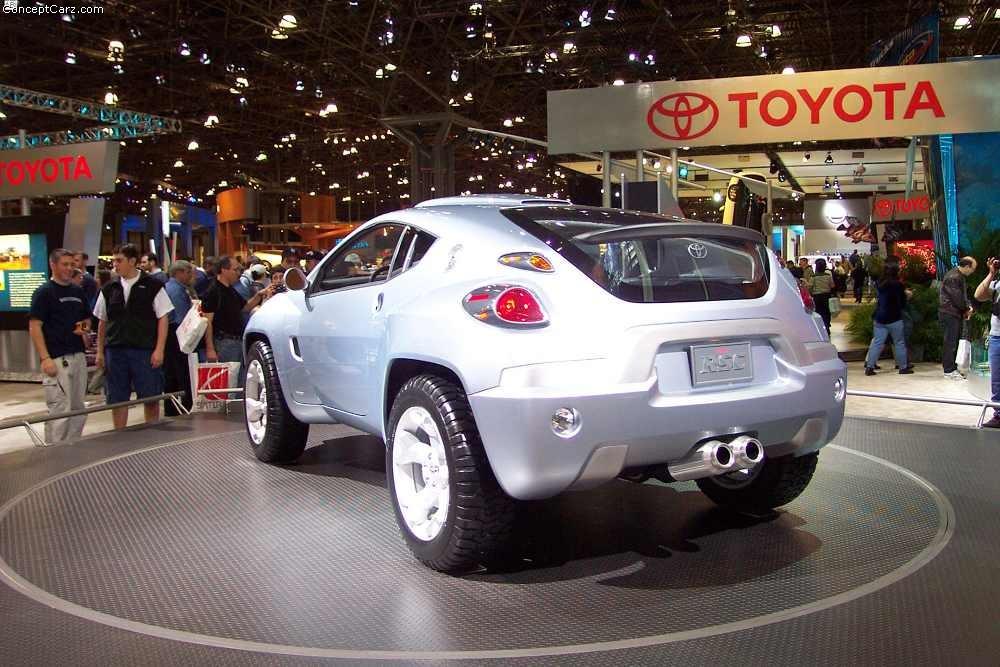 2001 Toyota RSC Concept thumbnail image