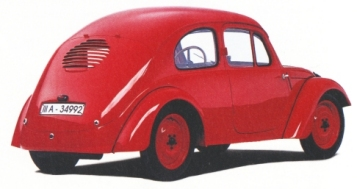 1935 Volkswagen Maggiolino Pictures History Value