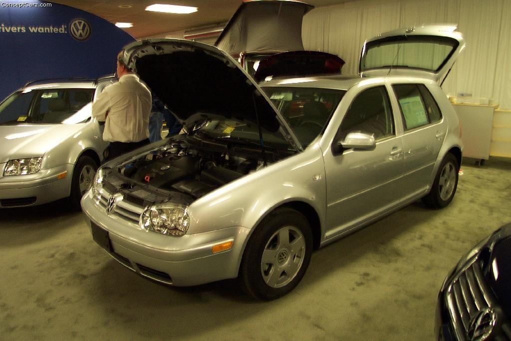 2002 Volkswagen Golf 1 8t Gti Image Https Www