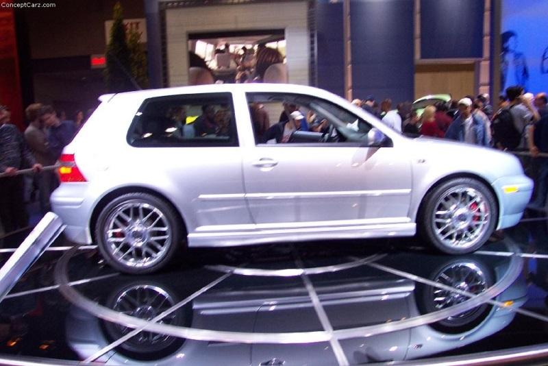 2003 Volkswagen Golf GTi 337