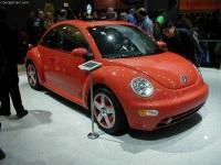 2002 Volkswagen New Beetle image.