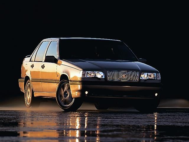 1995 Volvo 850 Series History, Pictures, Value, Auction Sales, Research and News