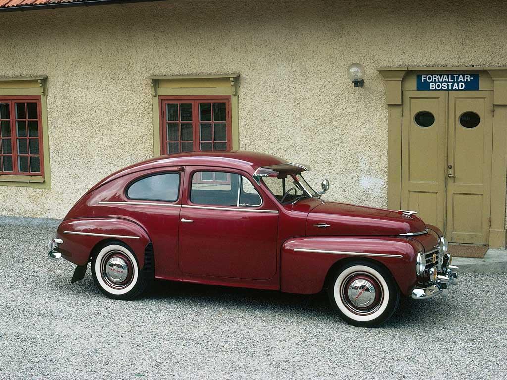 1953 volvo pv 444 d image photo 2 of 2 rh conceptcarz com 88 Volvo 444 58 Volvo 444
