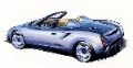 Popular 2001 MR2 Spider VM180 Wallpaper